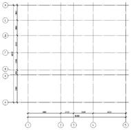 Массив ортогональных осей