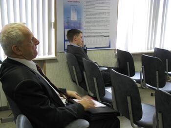 А.Л. Жданов - государственный эксперт службы государственного строительного надзора и экспертизы Правительства Санкт-Петербурга