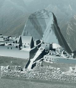 Туристский приют на горе Патакузи в Перу