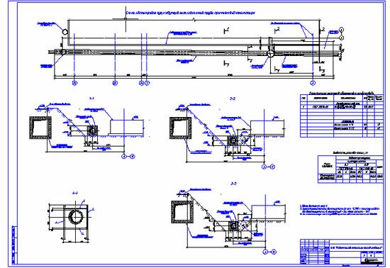 Рис. 5б. Пример проекта, выполненного в ОАО «Липецкий Гипромез» с использованием СПДС GraphiCS