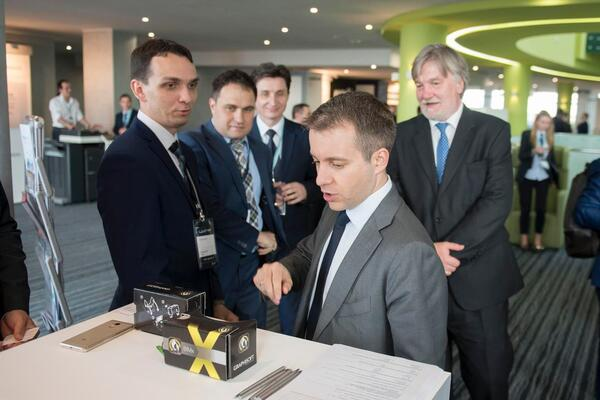 Визит министра связи и массовых коммуникаций Н. Никифорова