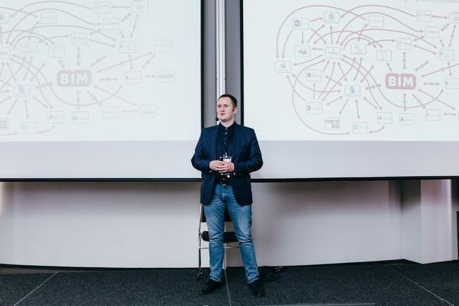 Виталий Крестьянчик, главный архитектор ТПО «Прайд»