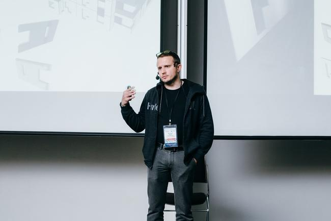 Кирилл Пернаткин, архитектор DUTCH architectural studio