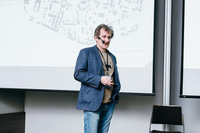 Иван Воронежский, архитектор архитектурного бюро «Остоженка»