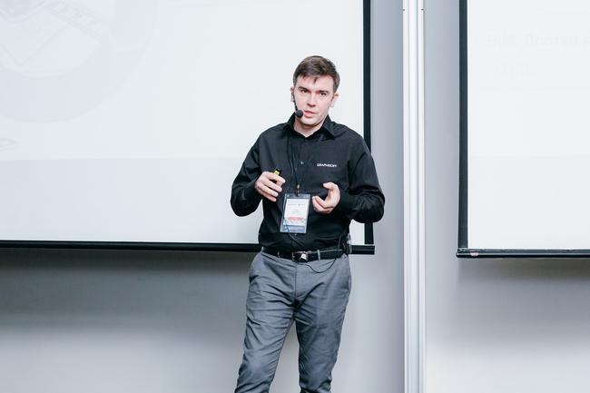 Егор Кудриков, глава представительства GRAPHISOFT в России