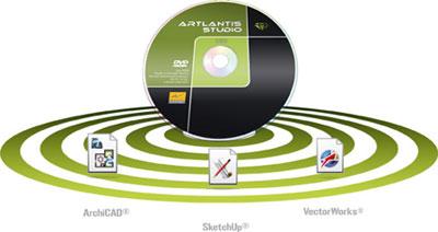 Расширения Artlantis 2.0 R/Studio
