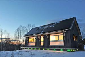 Идеальный «экологичный» дом, спроектированный в ARCHICAD, удостоен высшей награды USGBC