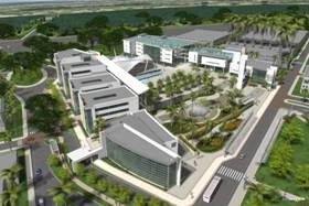 Учебный комплекс университета республики Тринидад и Тобаго